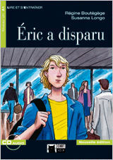 ERIC A DISPARU + CD N/E