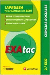 EXATAC 2º ESO CIENCIAS SOCIALES    *** VICENS VIVES ***