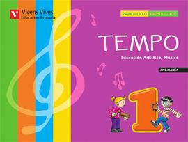 TEMPO 1 + CD ANDALUCIA