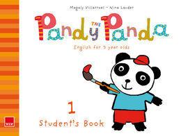 PANDY THE PANDA STUDENT'S BOOK 1+ CD