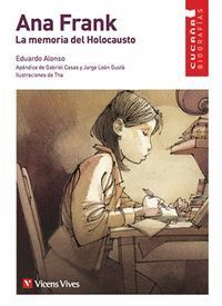 ANNA FRANK LA MEMORIA DEL HOLOCAUSTO 7 CUCAÑA BIOGRAFIAS