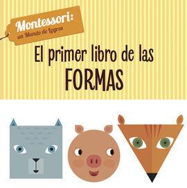 EL PRIMER LIBRO DE LAS FORMAS (VVKIDS)