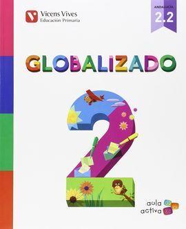 GLOBALIZADO 2ºEP 2ºTR.ANDALUCIA 15 AULA ACTIVA