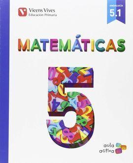 MATEMATICAS 5 (TRIMESTRES ANDALUCÍA)