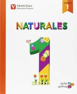 NATURALES 1ºEP TRIMESTRES ANDALUCIA 15 AULA ACTIV.