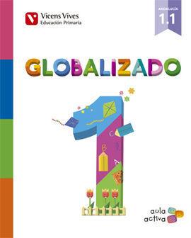 GLOBALIZADO 1.1 PAUTA (AULA ACTIVA) ANDALUCIA