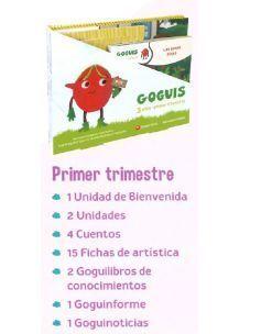 GOGUIS P3 CARPETA 1 TRIMESTRE