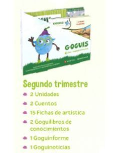 GOGUIS 4 AÑOS 2º TRIMESTRE GLOBALIZADO INFANTIL