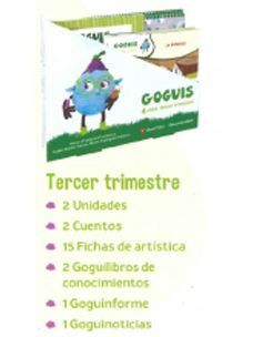 GOGUIS 4 AÑOS 3º TRIMESTRE GLOBALIZADO INFANTIL