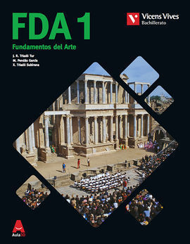 FDA 1. FUNDAMENTOS DEL ARTE (AULA 3D) 1º BACHILLERATO