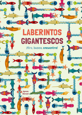 LABERINTOS GIGANTESCOS
