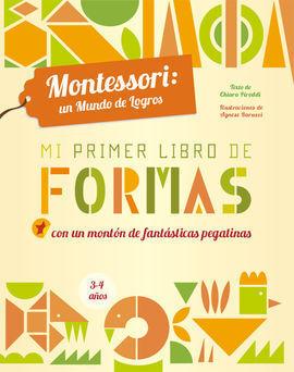 MI PRIMER LIBRO DE FORMAS (VVKIDS)