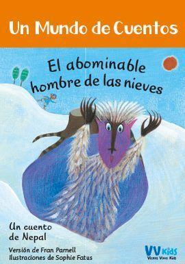 EL ABOMINABLE HOMBRE DE LAS NIEVES (VVKIDS)