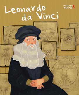 LEONARDO DA VINCI. HISTORIAS GENIALES (VVKIDS)