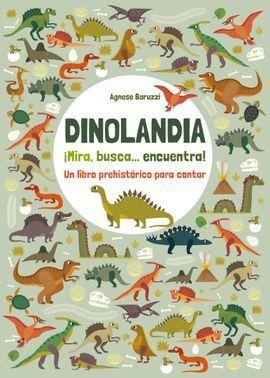 DINOLANDIA. IMIRA, BUSCA, ENCUENTRA!