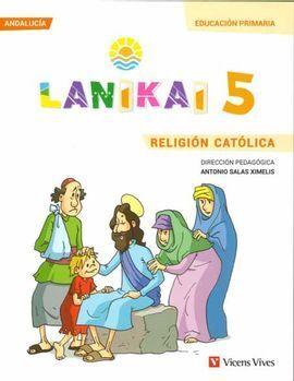 RELIGION 5ºPRIMARIA.
