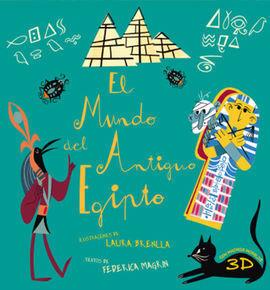 EL MUNDO DEL ANTIGUO EGIPTO (VVKIDS)