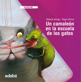 UN CAMALEÓN EN LA ESCUELA DE LOS GATOS