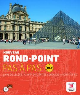 NOUVEAU ROND-POINT PAS À PAS B 1.1