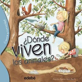 DONDE VIVEN LOS ANIMALES