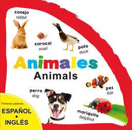 ANIMALES ESPAÑOL-INGLES
