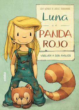 LUNA Y PANDA ROJO VUELVEN A SER AMIGOS