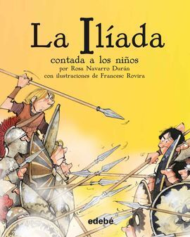 LA ILIADA CONTADA A LOS NIÑOS BIBLIOTECA