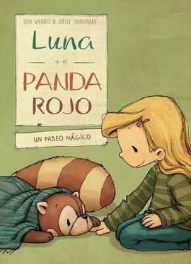 LUNA Y EL PANDA ROJO EN UN PASEO MAGICO