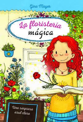 FLORISTERIA MAGICA 06 SORPRESA AZUL CLAR