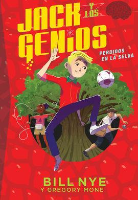 JACK GENIOS 03 PERDIDOS EN LA SELVA