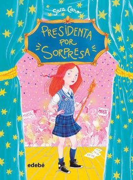 PRESIDENTA POR SORPRESA 01