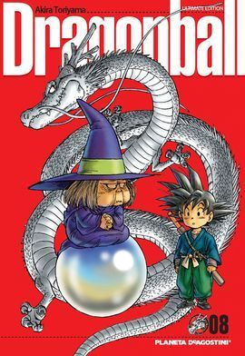 DRAGON BALL Nº8/34