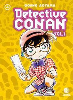 DETECTIVE CONAN I Nº4
