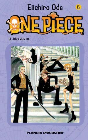 ONE PIECE Nº6
