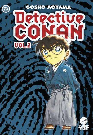 DETECTIVE CONAN II Nº 73