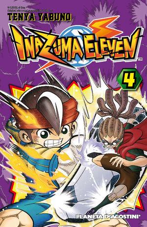 INAZUMA ELEVEN Nº04