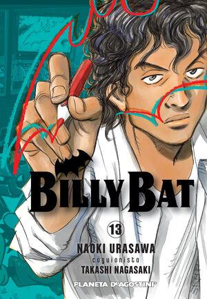 BILLY BAT Nº13