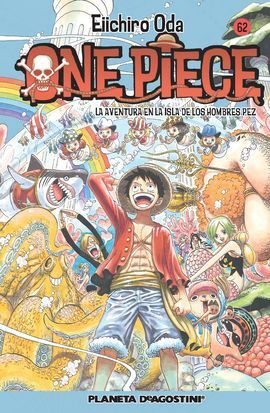 ONE PIECE VOL. 62