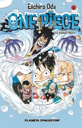 ONE PIECE Nº 68