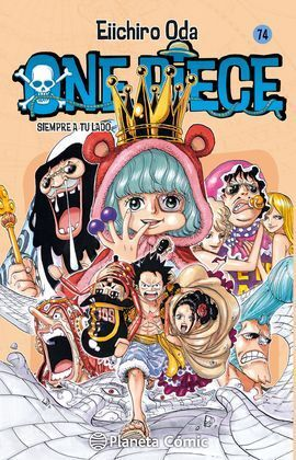 ONE PIECE Nº 74