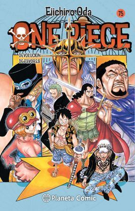 ONE PIECE Nº 75