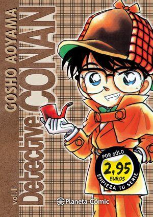 MM DETECTIVE CONAN Nº 01 2,95