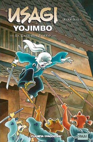 USAGI YOJIMBO Nº25