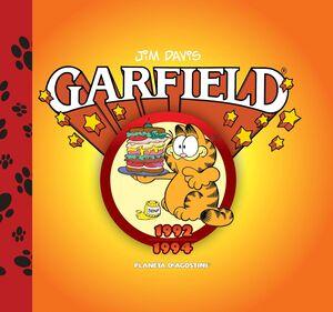 GARFIELD Nº 08