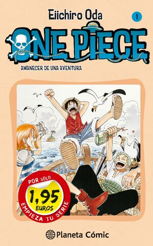 ONE PIECE Nº 01 ESPECIAL 1,95