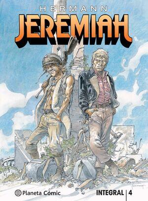 JEREMIAH Nº 04