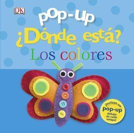 POP-UP ¿DÓNDE ESTÁ? LOS COLORES