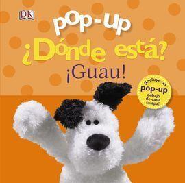 POP-UP ¿DÓNDE ESTÁ? IGUAU!
