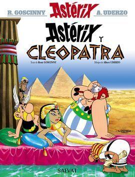 AST�RIX Y CLEOPATRA