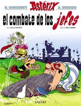 ASTERIX 7. EL COMBATE DE LOS JEFES